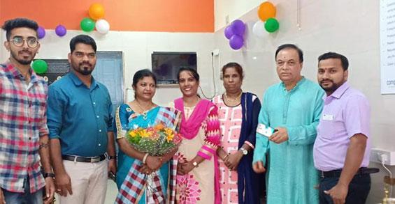 sahakarnagar Bangalore opening Ceremony