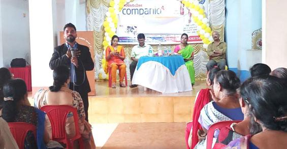 Grand sale event and 50 days celebration at Mangalore branch(Karnataka)