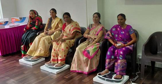 Companio new centre opening at Chanakyapuri Indore